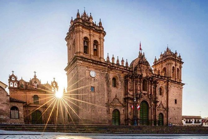 Half-Day Private Tour of Cusco with Sacsayhuaman