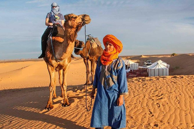8 Day Private Tour to the Sahara Desert from Marrakech