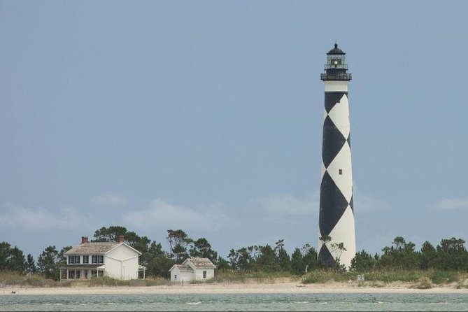 "The Atlantic Ocean to the Cape Lookout Lighthouse: On The ""Outside"""