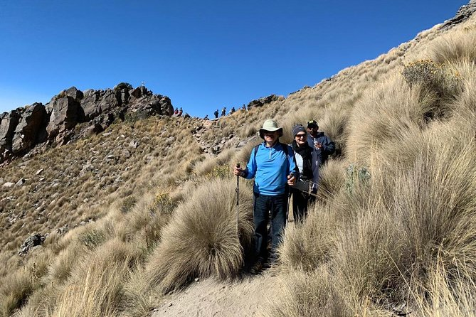 From Mexico City: Hiking Nevado de Toluca Volcano, Toluca & Metepec Private Tour