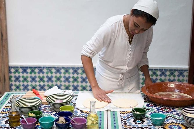 4-Hour Private Cooking Classes in Marrakech with Pick Up