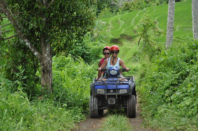 Full-Day ATV Ride in Ubud with Dinner Cruise at Bali