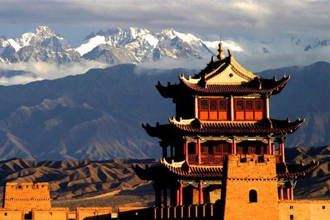 Private One Way Transfer to Jiayuguan from Dunhuang