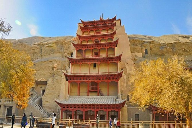 Private One Way Transfer to Dunhuang from Jiayuguan