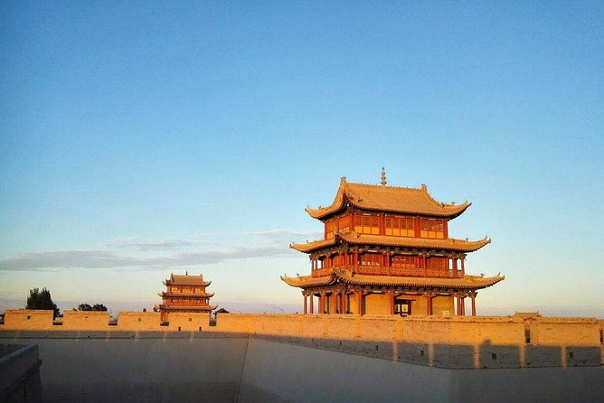 Full-Day Private Tour to Jiayuguan and Xuanbi from Zhangye