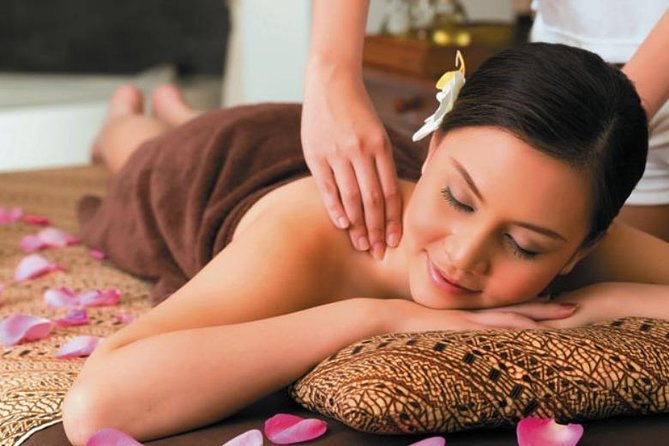Private Jet lag Treatment at Bali Luxury Spa