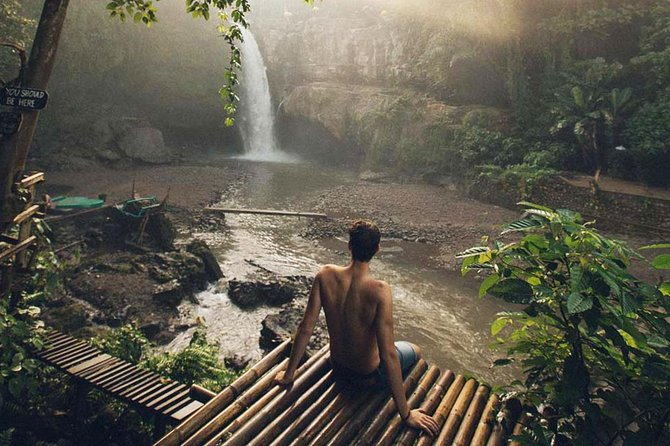 7-Hour Ubud Private Tour with Tegenungan Waterfall and Pick Up