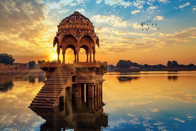 Full-Day Private Tour of Golden City ( Jaisalmer ) with Guide