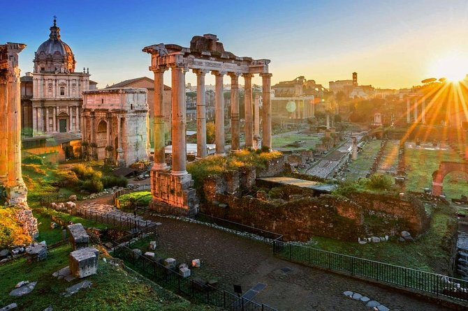 Rome Highlights Half-Day Private Tour from Civitavecchia Port