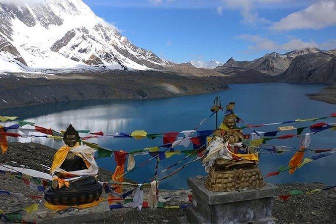 16-Day Tilicho lake and Mesokanto Pass Trek in Nepal