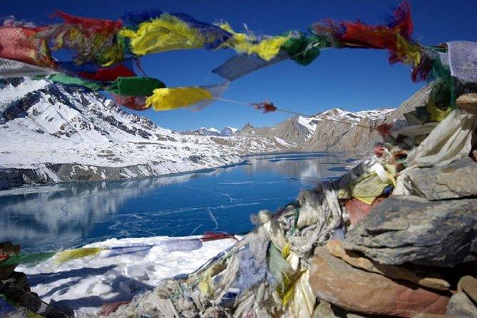 16-Day Annapurna Tilicho Lake Trek from Kathmandu with Pick Up