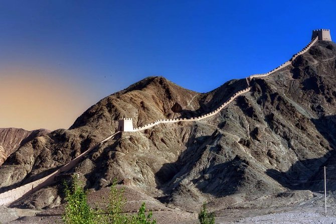 3 Days Private Silk Road Discovery Tour with Guide