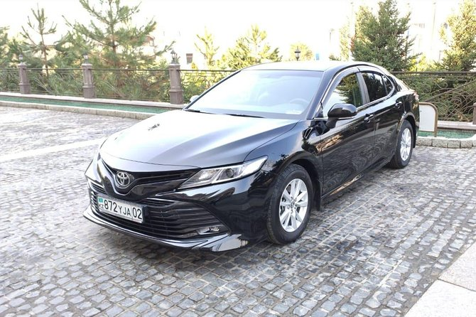 Almaty Airport Transfer Toyota Camry 70