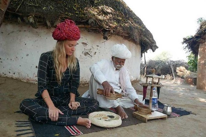 Indian Traditional Village Food Tour with Cooking Class