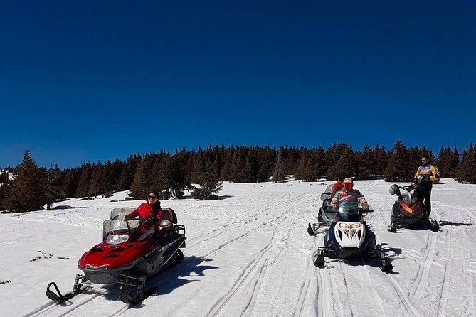 Borovets Ultimate Snowmobile Experience