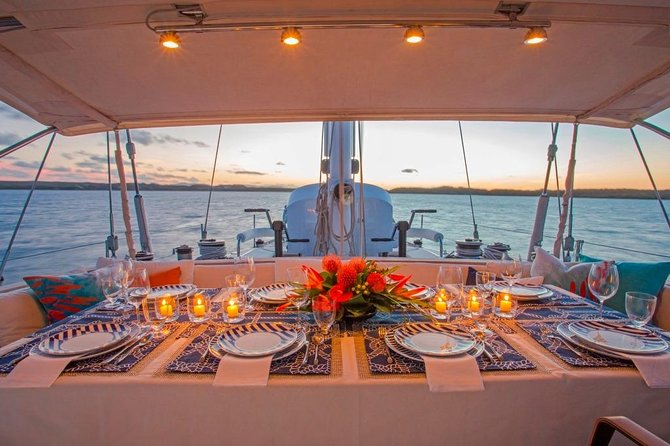 Half-Day Romantic Dinner Experience in a Yacht at Hurghada