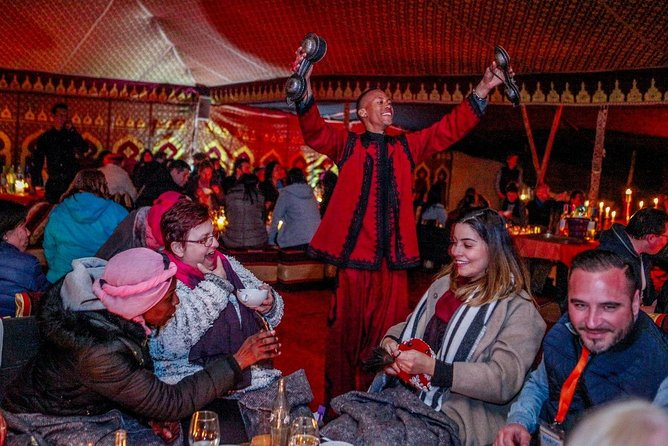 Traditional Cuisine with Dinner Show in Marrakech