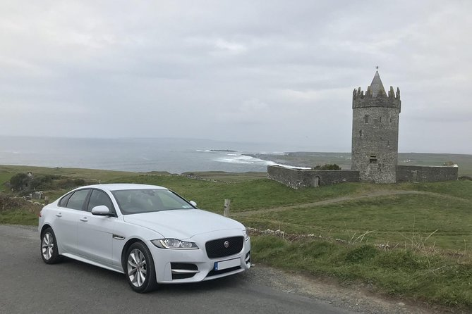 Transfer - Galway to Cork (or reverse) - Premium Sedan