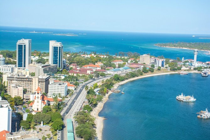 6-Hour Dar es Salaam Private Guided Cultural Tour with Lunch