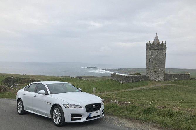 Transfer - Galway to Dublin (or reverse) - Premium Sedan
