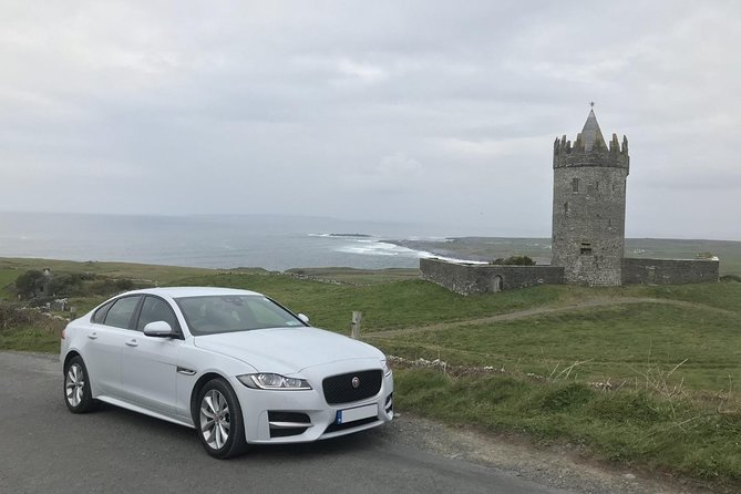 Transfer - Shannon Airport to Galway City (or reverse) - Premium Sedan