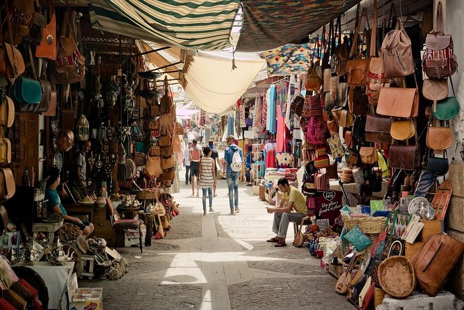 Shopping Tour to Explore the Souks in Marrakech