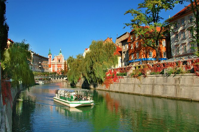 8 Day Cycling Trip from Alps to Adriatic: Bled – Ljubljana – Istria
