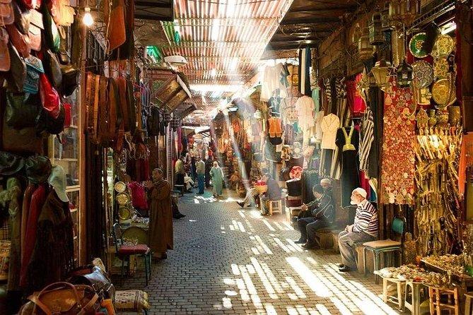 Marrakech Souks Guided Walking Tour