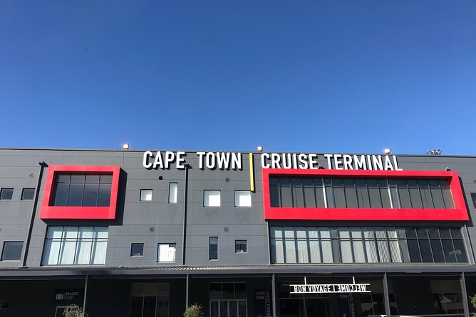 Cape Town Cruise Transfers to Hotels and Airport