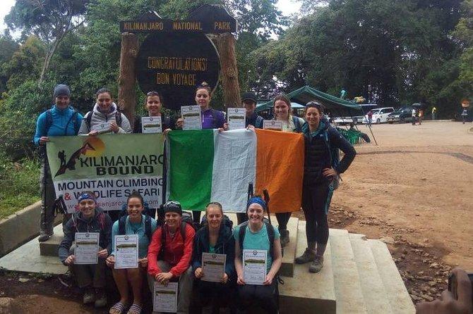 Friends of Kilimanjaro Bound