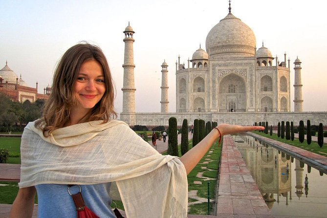 Jaipur Agra Day Tour Package