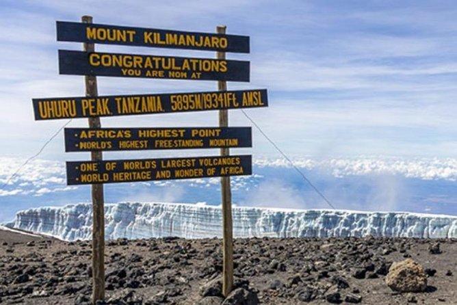 Kilimanjaro Climb via Machame Route 7-Day Tour from Moshi