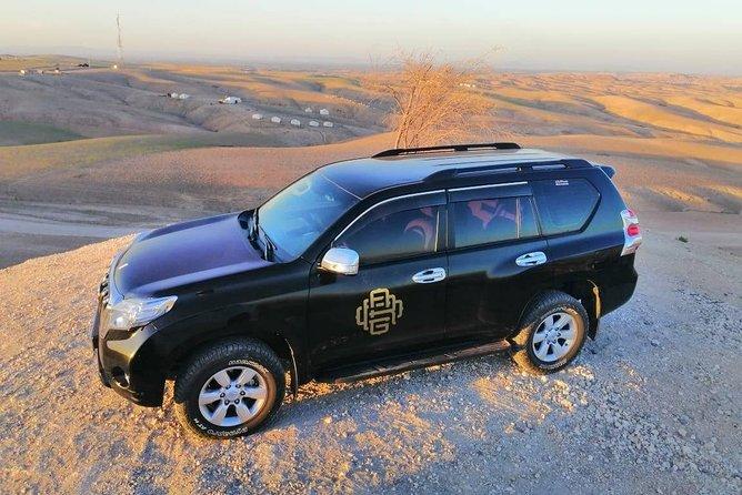 Private 1-Way Transfer from Marrakech to Zagora via Ait Benhaddou and Ouarzazate