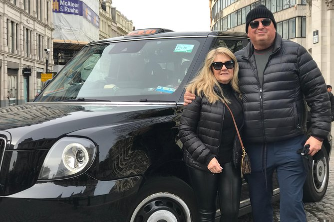 Full-Day Private Spirit of London Black Cab Tour