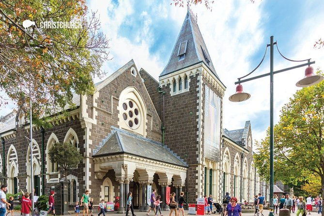 Private 3HR Christchurch City Tour