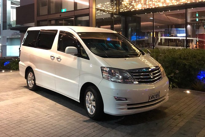 Private Inter City Transfer From Auckland To Hamilton