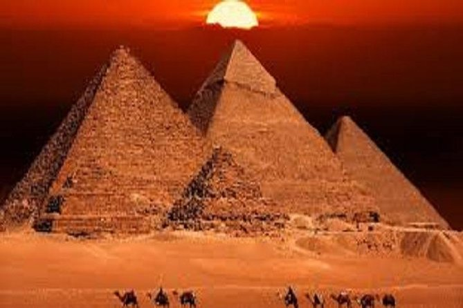 2-Day Private Guided Tour of Giza Pyramids with a Night Cruise