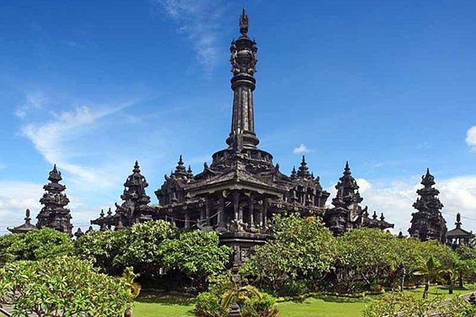 Half-Day Bali Car Charter to Explore Denpasar City
