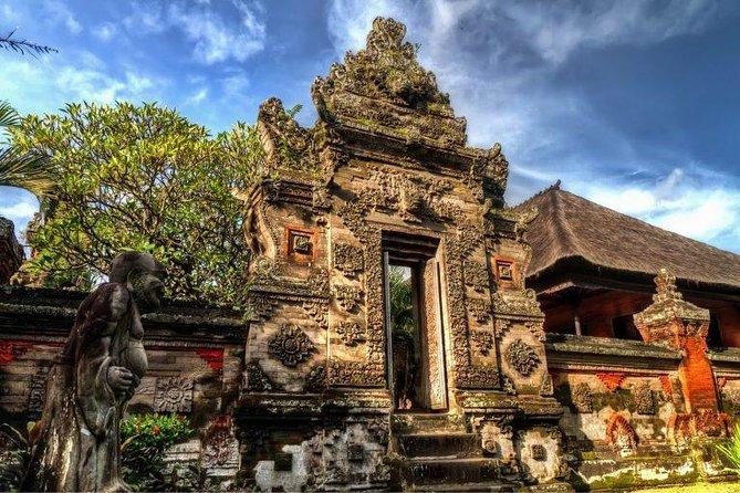 Half-Day Bali Car Charter to Explore Denpasar City