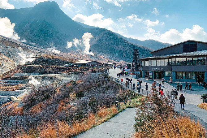 Hakone Private Two Day Tour from Tokyo with Overnight Stay in Ryokan