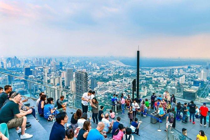 King Power MahaNakhon SkyWalk at Bangkok Admission Ticket