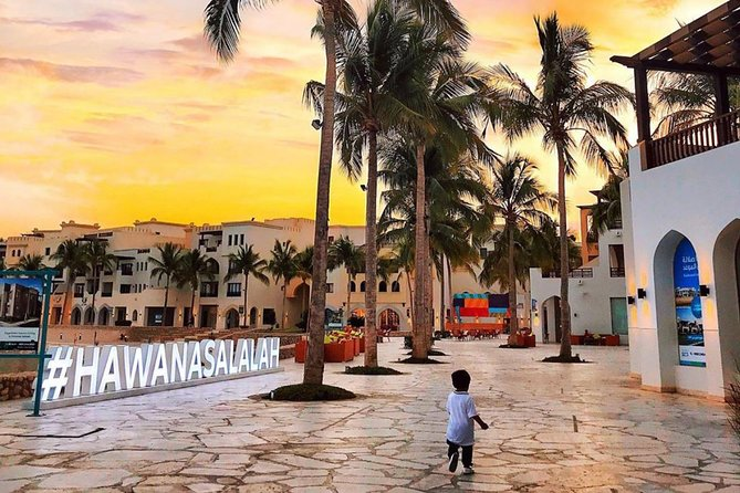 Private Full Day Salalah Shopping and Entertainment Tour