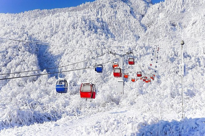 Private Day Tour to Xiling Snow Mountain