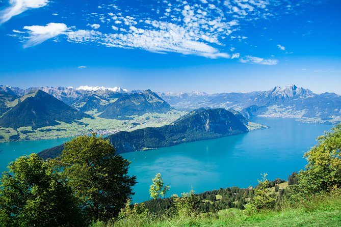 Full-Day Private Tour of Lake Lucerne and Swiss Knife Valley