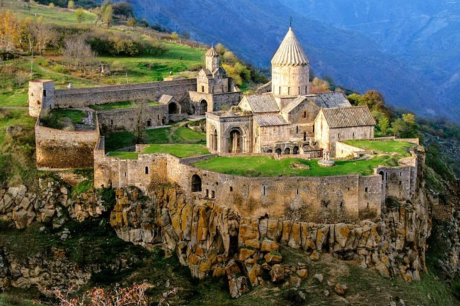 Full Day Group Tour to Explore the South of Armenia