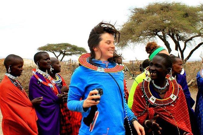 Maasai Culture Olpopongi Full-Day Tour -With- Burigi Chato Safaris Co L.T.D