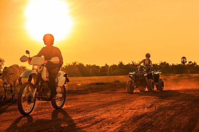 1-Hour Guided ATV Adventure in the Countryside of Siem Reap