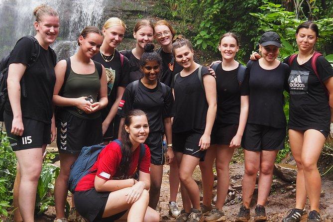 Day trip to Choma waterfalls