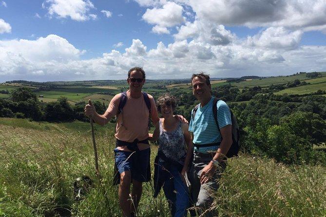 Walking adventures in Exmoor National Park