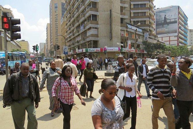 Nairobi City Walking Guided Half-Day Tour